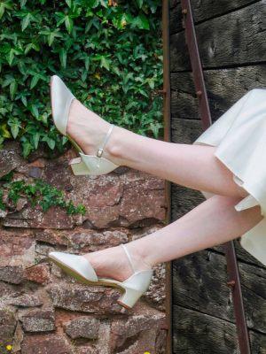 Elegante und bequeme Brautschuhe