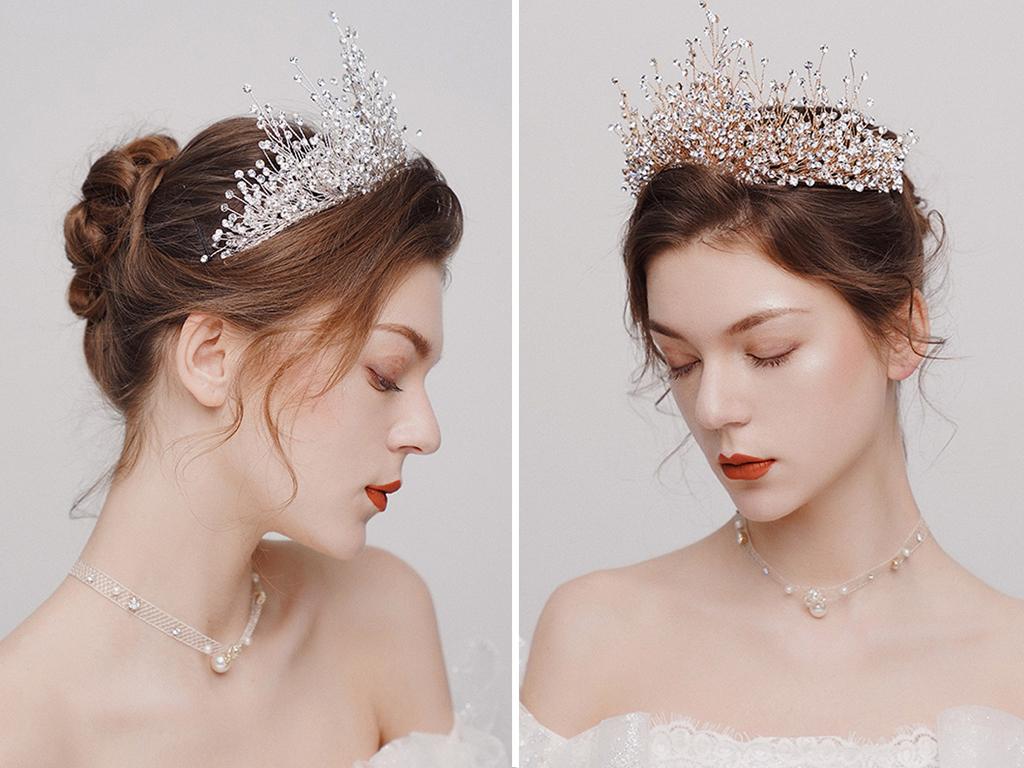 Das Diadem für die Braut