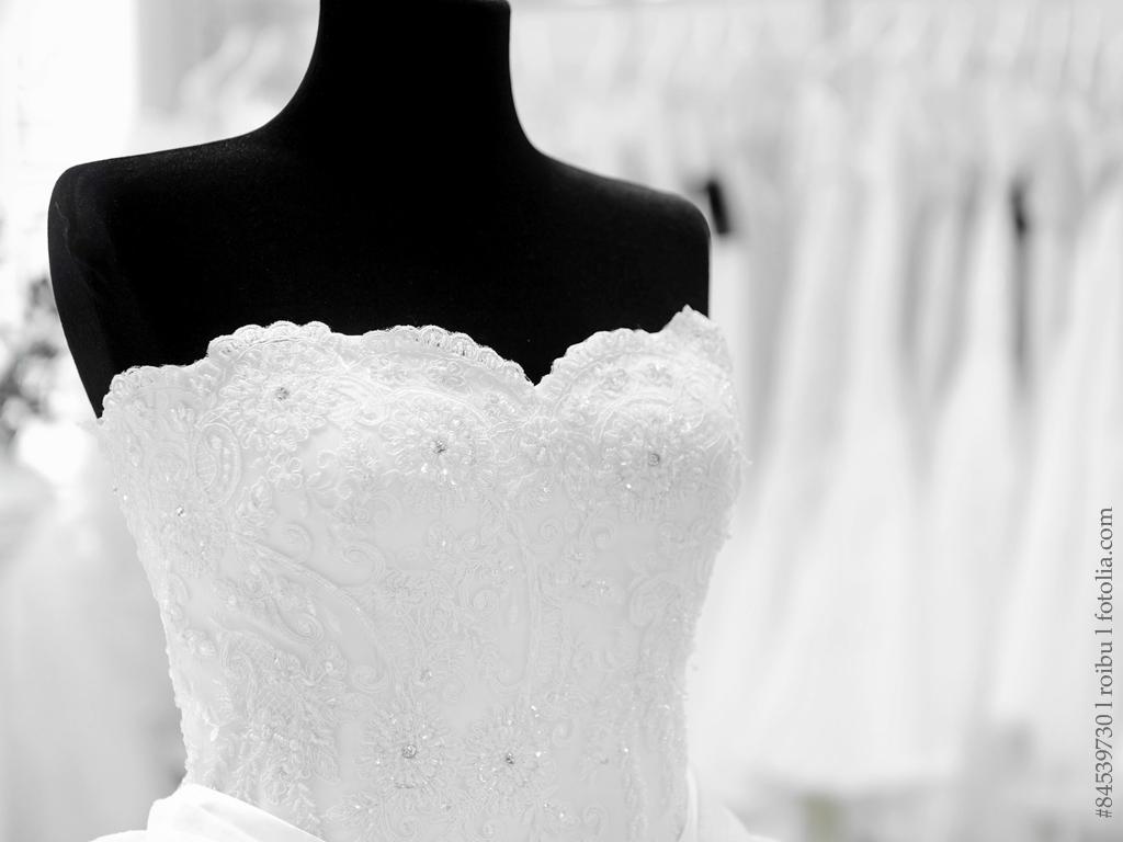 Kein Fotos von der Brautkleidanprobe – warum eigentlich?