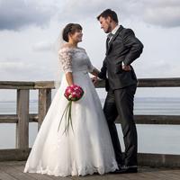 Brautkleid bei Lafanta