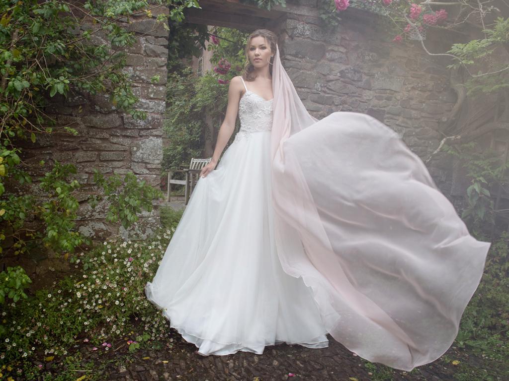 Hochzeitskleid richtig reinigen!