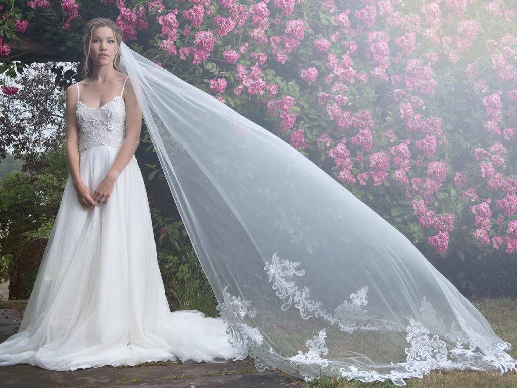 Der Brautschleier