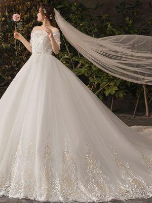 Prinzessin Brautkleid in große Größen