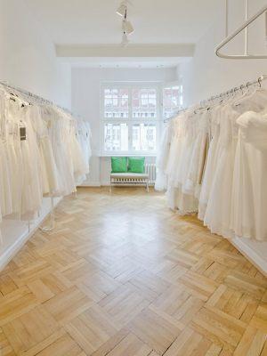 Abteilung kurze Brautkleider