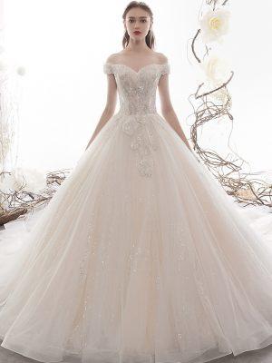 Klassisches Prinzessinnen Brautkleid