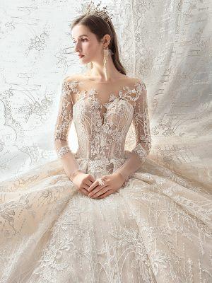 Prinzessin Brautkleid