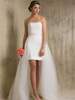Zweiteiler-Brautkleid