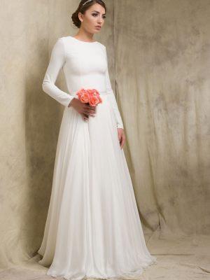 Zweiteiliges-Brautkleid