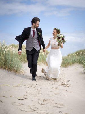 2 teiliges Brautkleid
