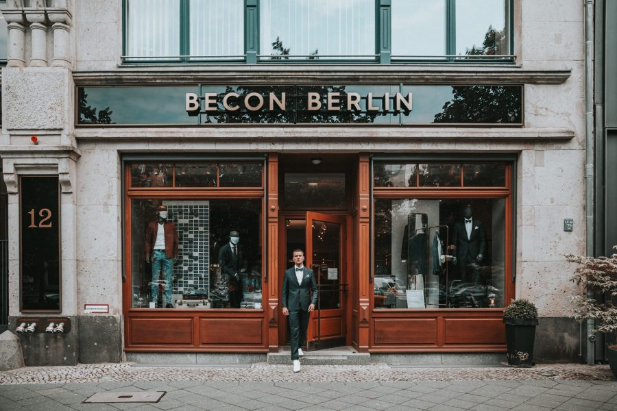 Becon Berlin – Herrenausstatter