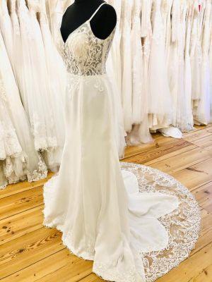 fit und flare Brautkleid