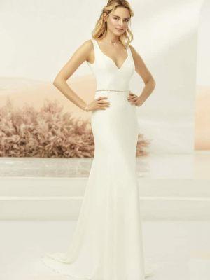 fit-und-flare-Brautkleid