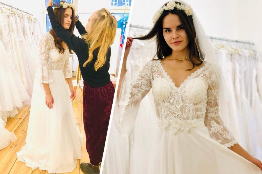 Die Brautkleidsuche während der Corona-Krise: Das musst du beachten!