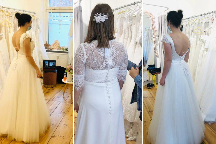 Brautkleidsuche: Die große Frage nach dem Wann