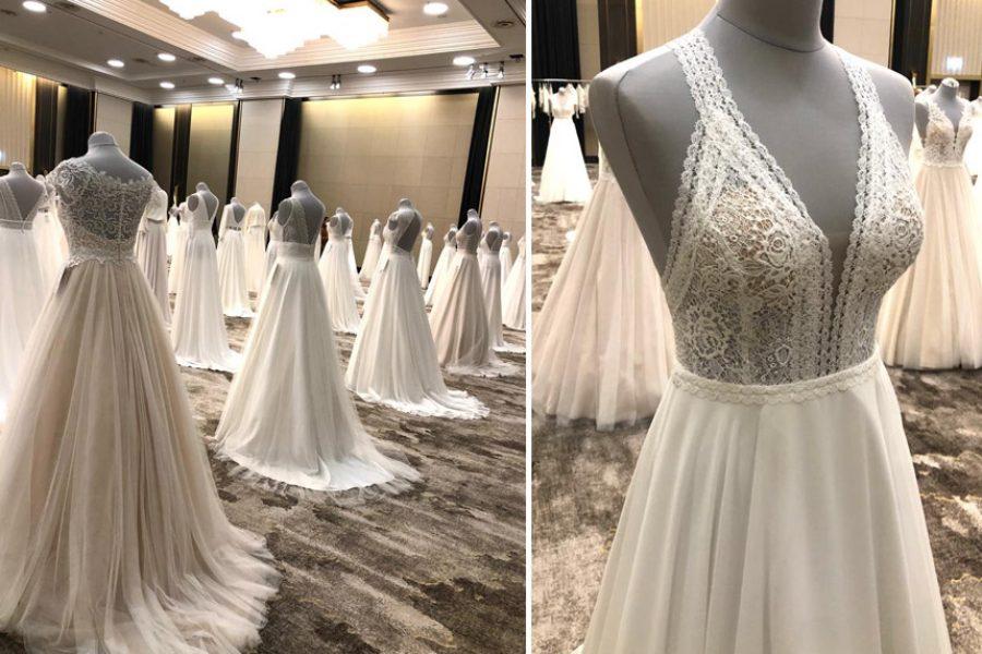 Warum sind Brautkleider so teuer und wer bezahlt es?
