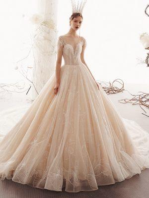 Brautkleid-Duchesse
